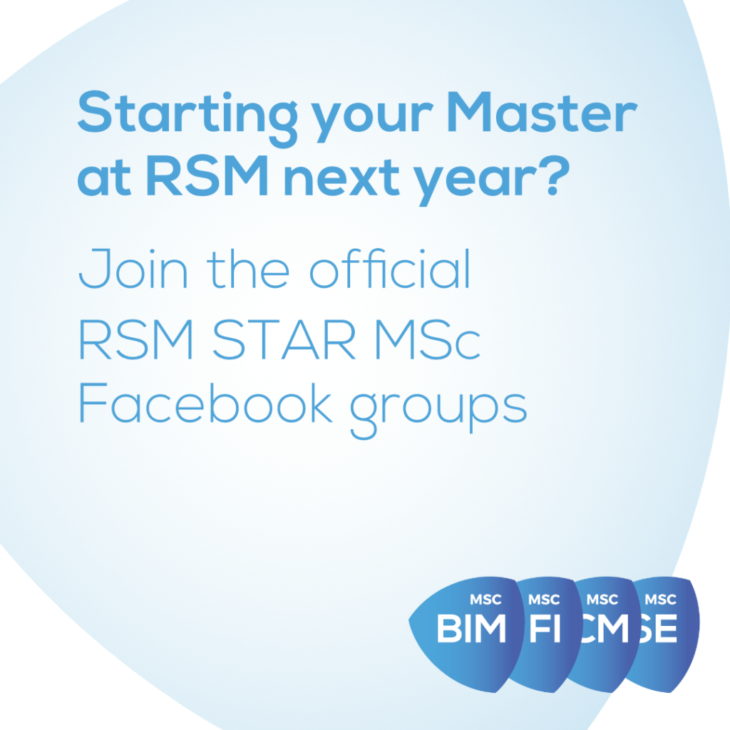 Join your MSC events - STAR